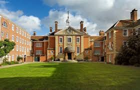 Lady Margaret Hall Oxford Pic