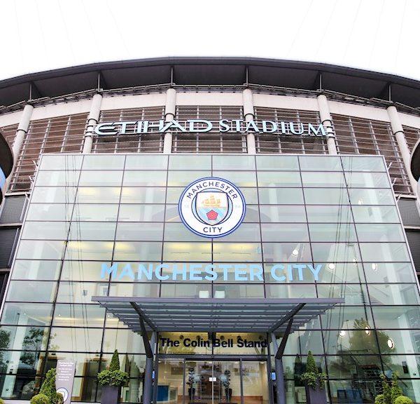 Manchester Citys Etihad Stadium