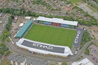 Twickenham Stoop Stadium Pic