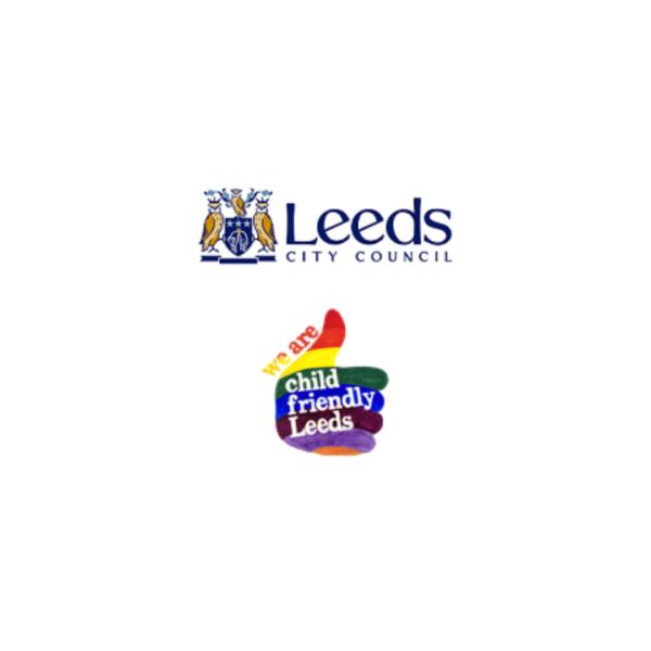 Leeds Logos Rainbow