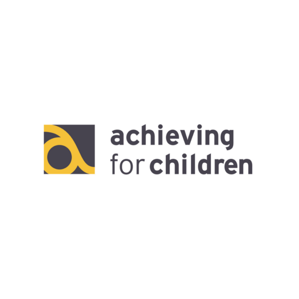 Achieving for Children Logo Web